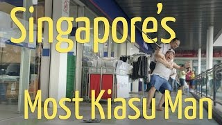 Download The Most Kiasu Man in Singapore (Ft. Cheok & Elizabeth Boon) Video