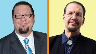 Download How Penn Jillette Lost over 100 Lbs and Still Eats Whatever He Wants Video
