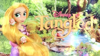 Download Unbox Daily: Disney Tangled The Series by Hasbro | Rapunzel - Doll Review Video