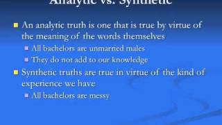 Download Kant 1: Synthetic A Priori Knowledge Video