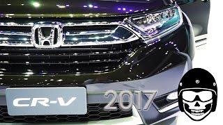 Download All New Honda CR-V 2017 Indonesia Video