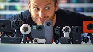 Download Which 360 Camera Should You Buy In APRIL 2018?! Video