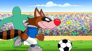 Download MAGISCHER SPORT | Folge 3 | Fußball Cartoon | Deutsch | Magic Sport Video