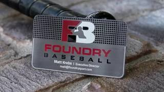 Download Say Goodbye to Boring Paper Cards - Hello My Metal Business Card Video