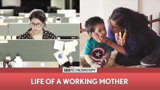 Download FilterCopy   Life Of A Working Mother   Mother's Day Special   Ft. Rytasha Rathore Video