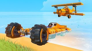 Download WHO HAS THE BEST 3 IN 1 VEHICLE?! - Trailmakers Video