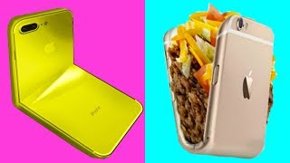 Download Trying 30 PHONE HACKS by 5 Minute Crafts Video