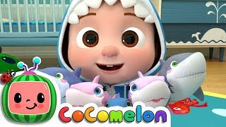 Download Baby Shark 2 - Hide and Seek | ABCkidTV Nursery Rhymes & Kids Songs Video