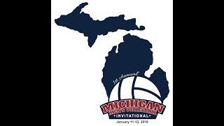 Download Michigan Men's Volleyball Invitational Match 1 Adrian vs Lawrence Tech Video