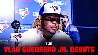 Download Vladimir Guerrero Jr.'s wild MLB Debut Video