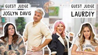 Download Design Vs. Design: Best Bedroom Makeover (ft LaurDIY and Joslyn Davis as judges!) Video