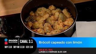 Download Brócoli capeado con limón Video