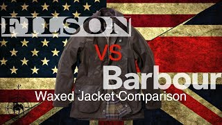Download Barbour Vs. Filson Waxed Jackets Video