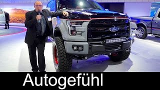 Download L.A. Motor Show 2016 highlights walkaround with Holger - Autogefühl Video