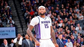 Download Demarcus Cousins' Top 10 Plays With The Sacramento Kings Video