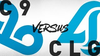 Download C9 vs. CLG - Week 7 Day 2 | NA LCS Summer Split | Cloud9 vs. Counter Logic Gaming(2018) Video