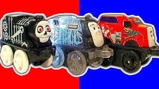 Download Thomas MINIS 2016 Wave 2 Blind Bag Toy Train Crashes Smashes & Cheats Video