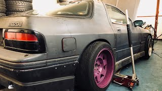 Download Lemy a Brzdy Project Magda #KRSTDRFT drift lifestyle vlog #216 Video