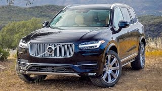 Download 2016 Volvo XC90 Review-SUV OF THE YEAR Video