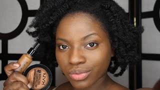Download NYX TOTAL CONTROL DROP FOUNDATION -N- #NOFILTER POWDER REVIEW Video
