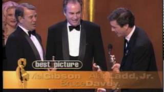 Download ″Braveheart″ winning Best Picture Video