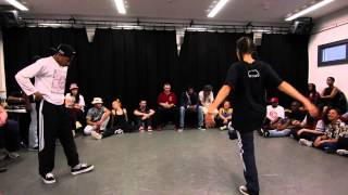 Download Battle Royale 3 | Popping | 1v1 | Semi Final | Ramelle vs Naomi Video