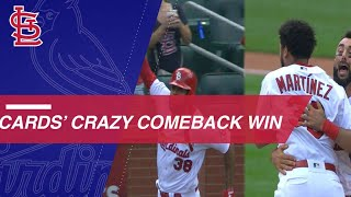 Download Cardinals stun Rockies with comeback in the 9th Video