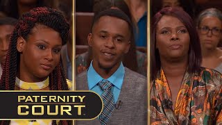 Download Woman Says Man is Father to Only One Twin (Full Episode)   Paternity Court Video