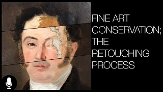 Download Fine Art Conservation - The Retouching Process Narrated Video