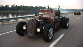 Download Rat Rod Magazine Cruise - Grafton IL. Video