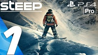 Download STEEP - Gameplay Walkthrough Part 1 - Prologue (Full Game) PS4 PRO Video