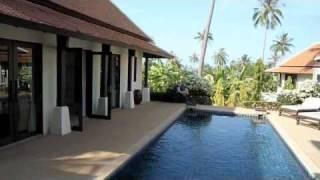 Download Luxury Pool Villa - Koh Samui, Thailand Video