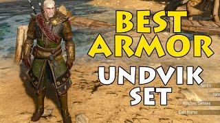 Download BEST ARMOR | Undvik Set | Witcher 3: Wild Hunt Video