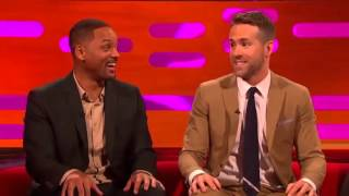 Download The Graham Norton Jan 29 2016 Will Smith, Ryan Reynolds, Catherine Zeta-Jones,... Video