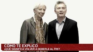 Download ¿Qué significa que Argentina vuelva a deberle al Fondo Monetario Internacional? Video