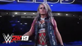 Download WWE 2K19 Alexa Bliss entrance video Video