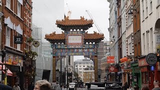 Download London Chinatown Tour Video