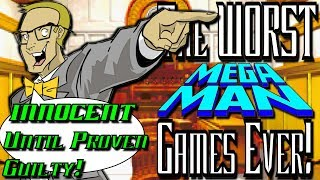 Download The WORST Mega Man Games are INNOCENT Until Proven Guilty! Video