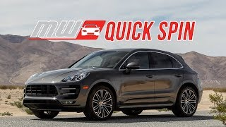 Download 2018 Porsche Macan Turbo Performance Package | Quick Spin Video