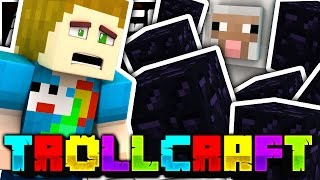 Download Minecraft | ALFRED IN OBSIDIAN TROLL?! - Troll Craft Video