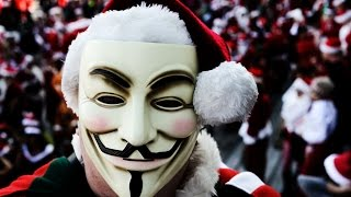 Download Anonymous - Christmas Warning YOU are being Distracted! Video