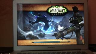 Download Can you play on MacBook Air?World of Warcraft - legion Video