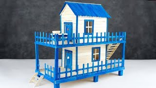 Download How to Make Popsicle Stick House for Hamster Video