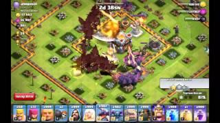 Download Clash of clans : Dünya birincisine saldırdım Video