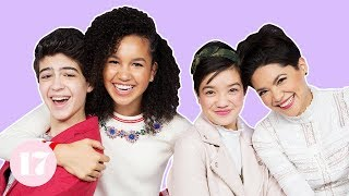 Download The ″Andi Mack″ Cast Plays the Ultimate '90s Trivia Quiz Challenge Video