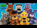 Download FNAF Twisted Ones Plush Five Nights At Freddy's Funko Case Unboxing! Pop Exclusive Set Video