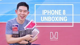 Download iPhone 8 and iPhone 8 Plus Unboxing Video