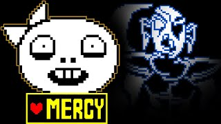 Download Undertale - What Happens If You Spare Monster Kid On A Genocide Route Video