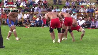 Download FINAL MATCH - Azaad Abbotsford Vs. Young | 2018 Canada Kabaddi Video