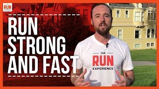 Download Run Strong and Fast! 10K Running Training Video